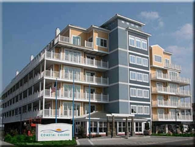 Coastal Colors, a premier condo in Wildwood Crest!