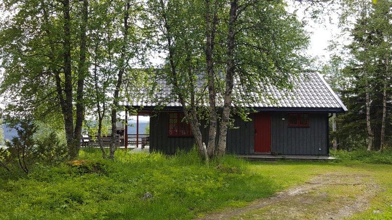 The cabin 'Storhytta'