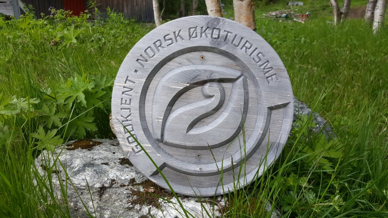 Brattvoll Farm and Cabins is certified in Ecotourism Norway