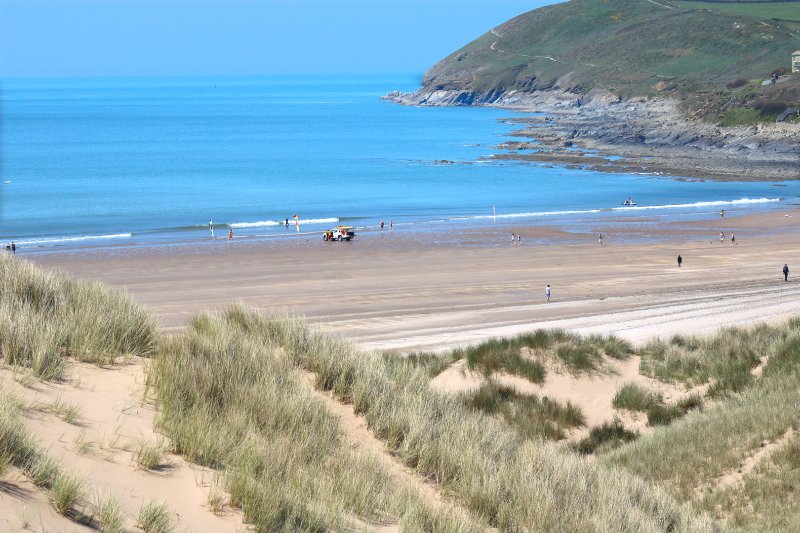 Croyde Holiday Cottages Dunes Beach