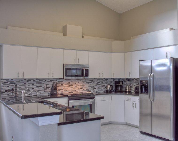 Kühlschrank, Kühlschrank, Innenaufnahme, Küche, Zimmer