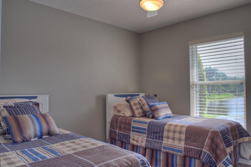 Lampenfassung, Bett, Möbel, Vorhang