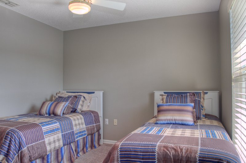 Schlafzimmer, Innenaufnahme, Zimmer, Inneneinrichtungen, Quilt