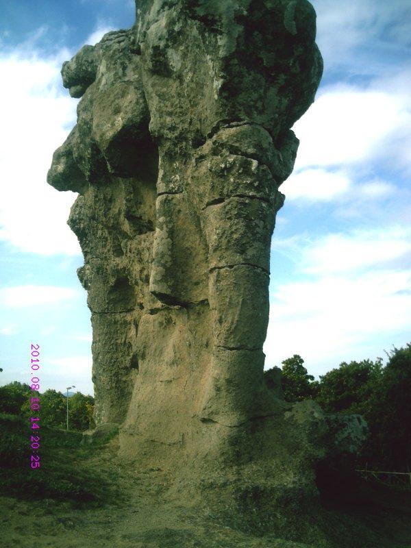 Monolito , ( elefante di Annibale )
