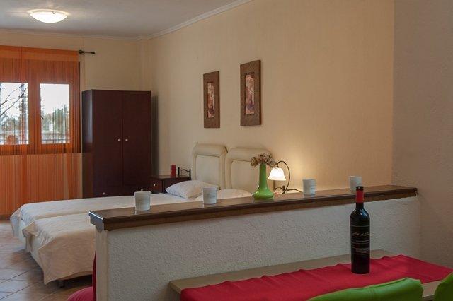 Maltinas House Double Studio, holiday rental in Possidi