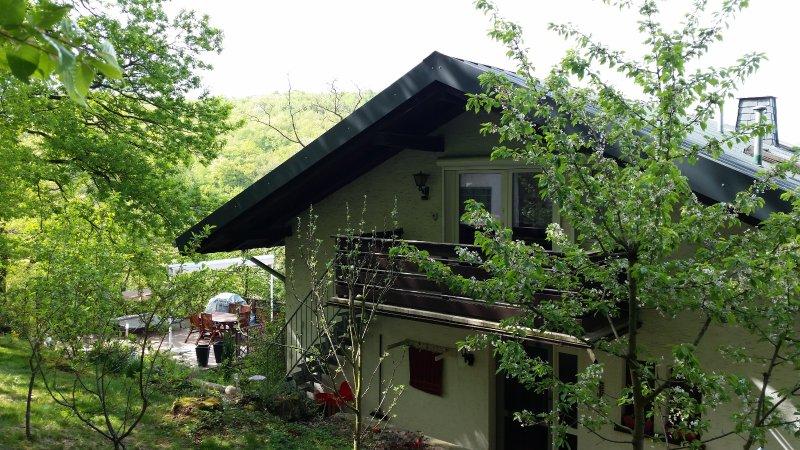 Ferienwohnung Herbst, vacation rental in Villmar