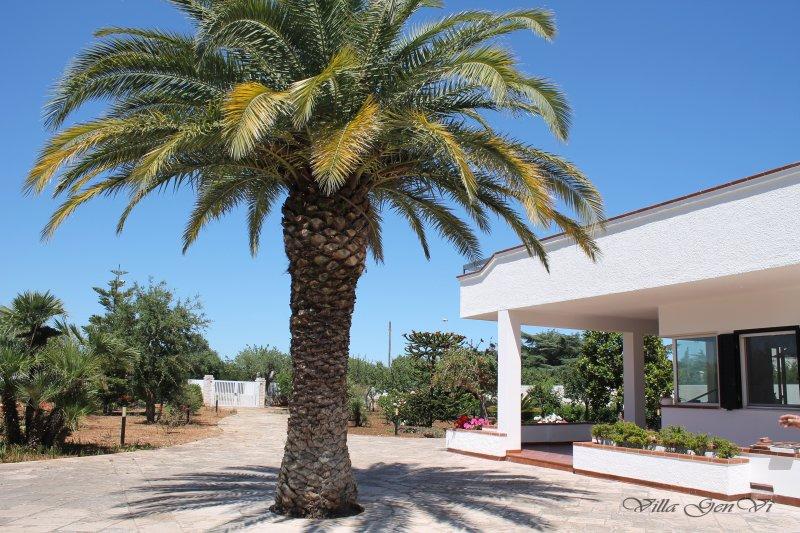 Villa GenVì Locazione Turistica-Short Lets, Ferienwohnung in Polignano a Mare