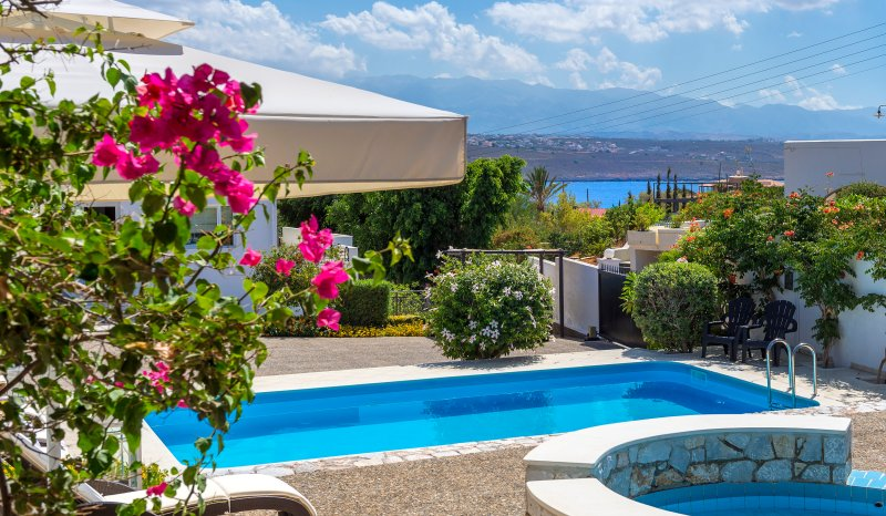 VILLA  PLUMERIA CRETE, vacation rental in Chania Town