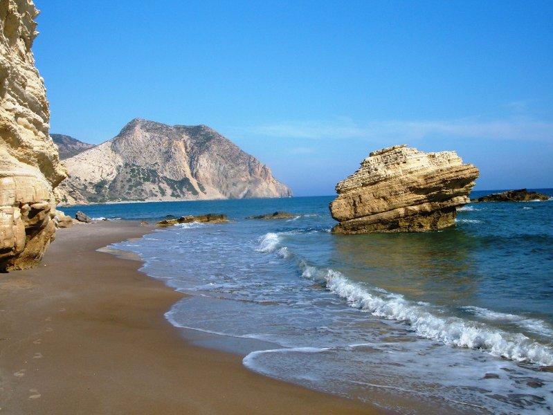 paraíso de la playa de cable