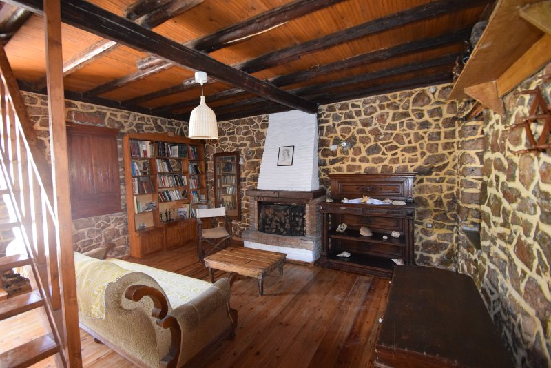 Traditional Country Greek Mansion, vacation rental in Skroponeria