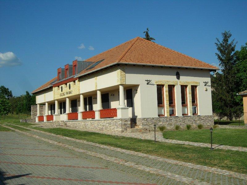 Legyesbénye - village & wine house