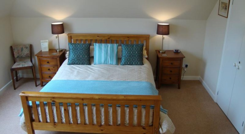 Rosemary Bed & Breakfast,King Room, Ferienwohnung in Godshill