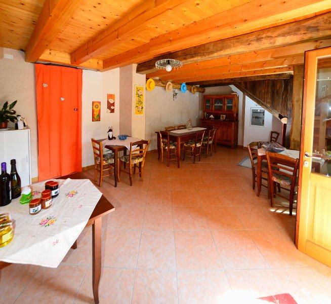 Zona comune sala/soggiorno free