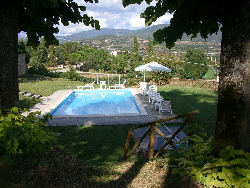 Villa la Castellaccia - Pool