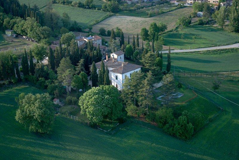 Villa 'La Castellaccia', location de vacances à San Giustino