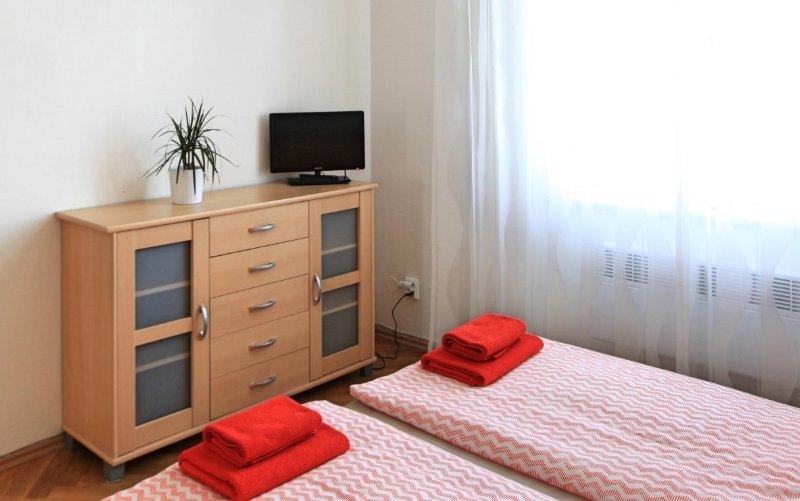 ACA apartment 10 Ostrovského, holiday rental in Jiloviste