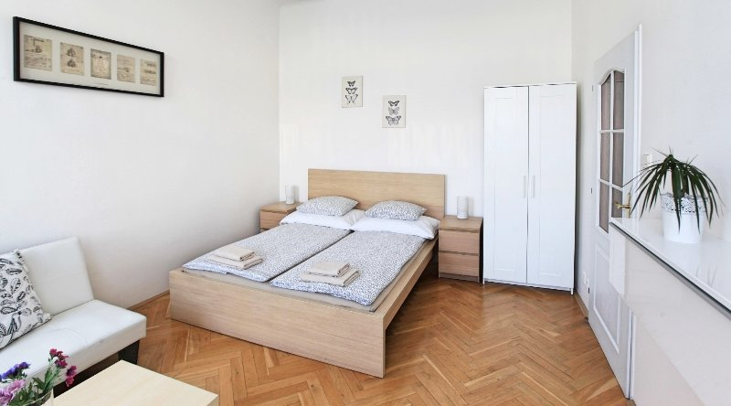 ACA apartment 9 Ostrovského, alquiler vacacional en Nizbor