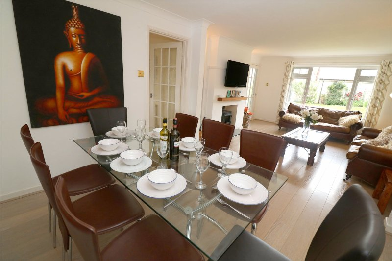 Croyde Holiday Cottages Dunes Dining To Lounge