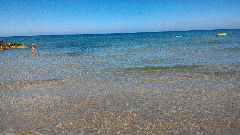 Il mare cristallino