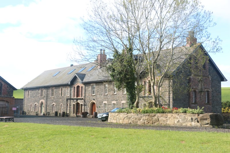 Collins Wing,  The Old Flax Mill, holiday rental in Maghera