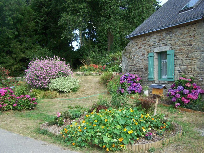 Gîte 4/5 pers proche Quimperlé, vacation rental in Quimperle