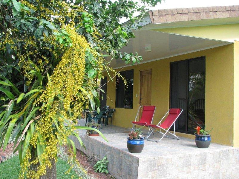 Ferienhaus für max. 5 Personen an ruhiger Lage, holiday rental in Santiago de Puriscal