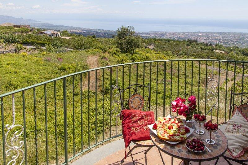 Casa Vacanze Sorbello dell'Etna Milo (CT) Sicilia, location de vacances à Milo