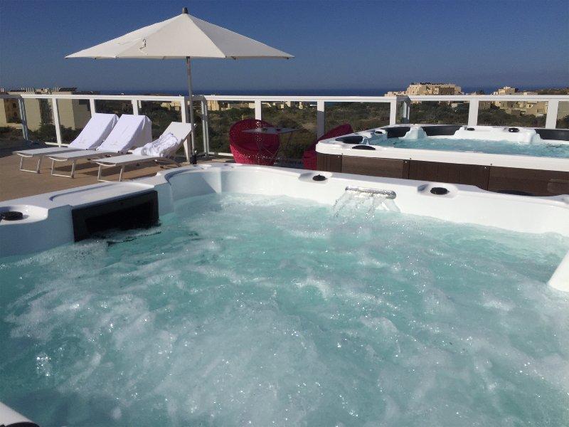 GozoWindmill Hotel&Apartments 2 Bedroom Eight Blue, location de vacances à Qala