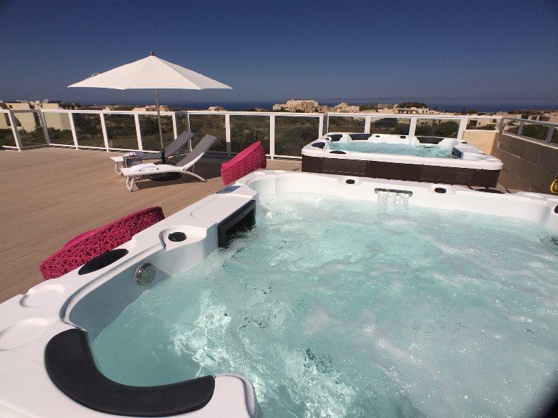 Gestisci GozoWindmill Hotel&Apartments 3 Bedroom, location de vacances à Qala