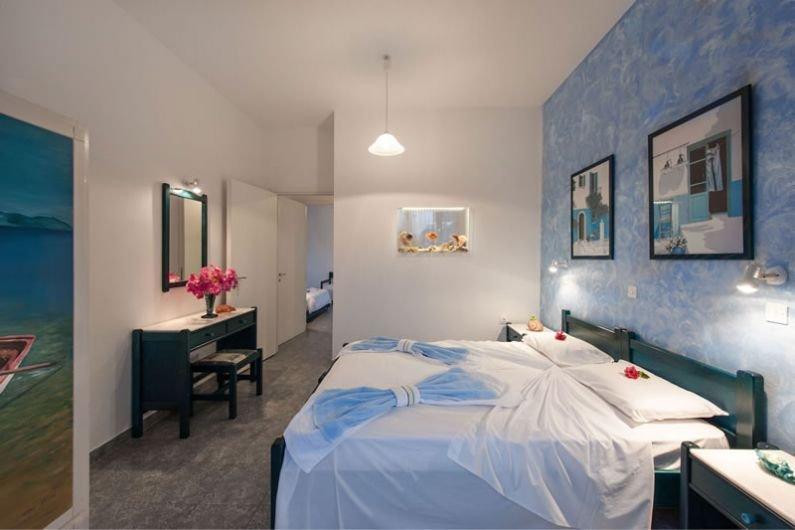 Villa Anna Maria : Apartment in Paros island, holiday rental in Soros