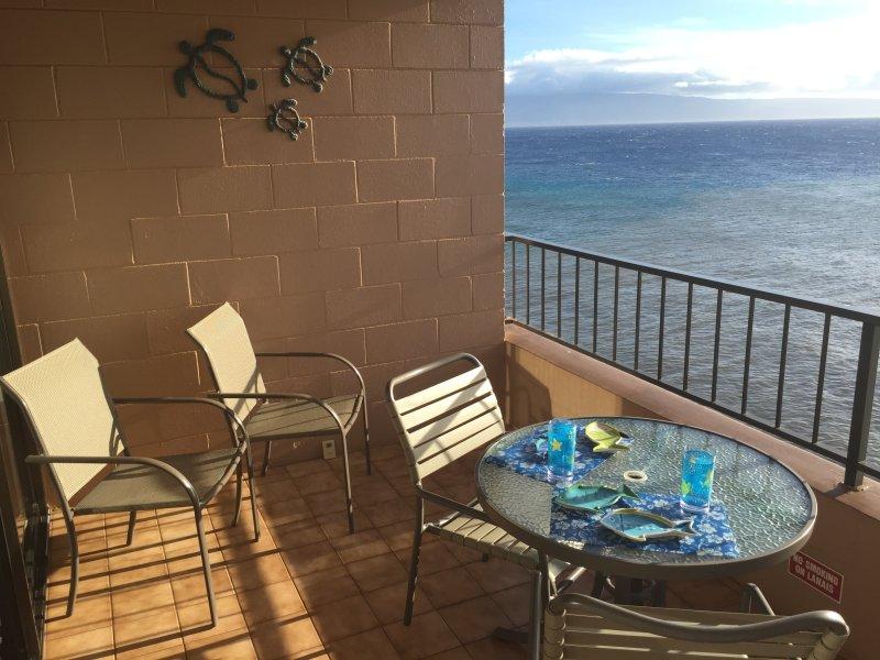 Maui Kai 807 Deluxe Oceanfront Studio, 20% OFF, NO FEES ...