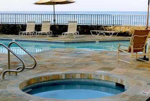 Royal Sea Cliff #314 - Royal Sea Cliff Hot Tub