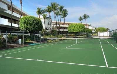 Royal Sea Cliff #314 - Royal Sea Cliff Tennis Court