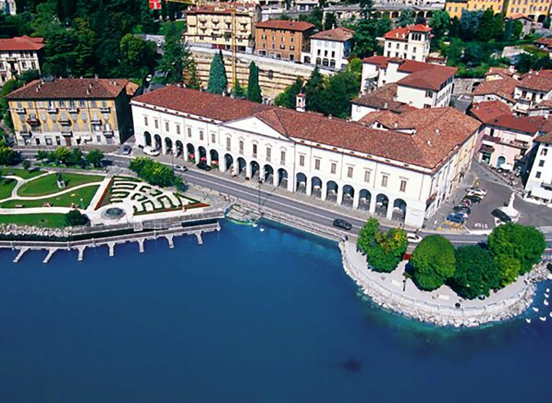 THE PALAZZO TADINI AND ITS GARDENS