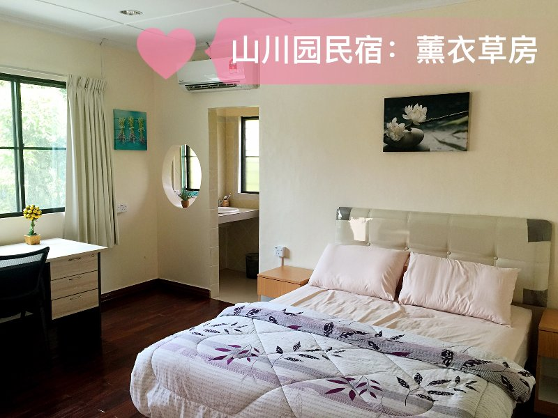 Lavender Room: Deluxe Double Room for 2  RM 150/night