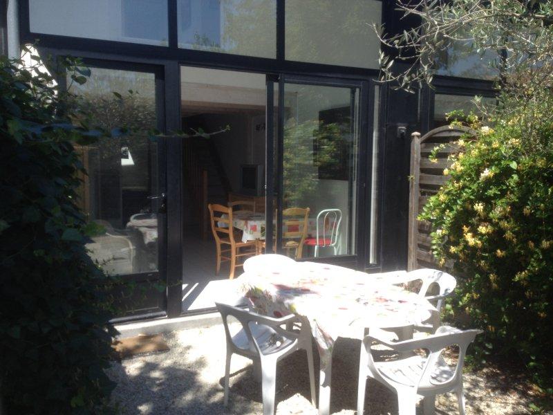 LA ROCHELLE agréable villa 1km de la mer - 4 pers., aluguéis de temporada em Aytre