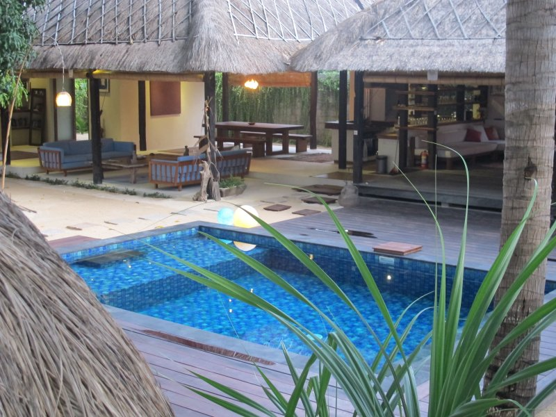 Villa Samudera - luxurious villa - Nusa Lembongan, vacation rental in Ped