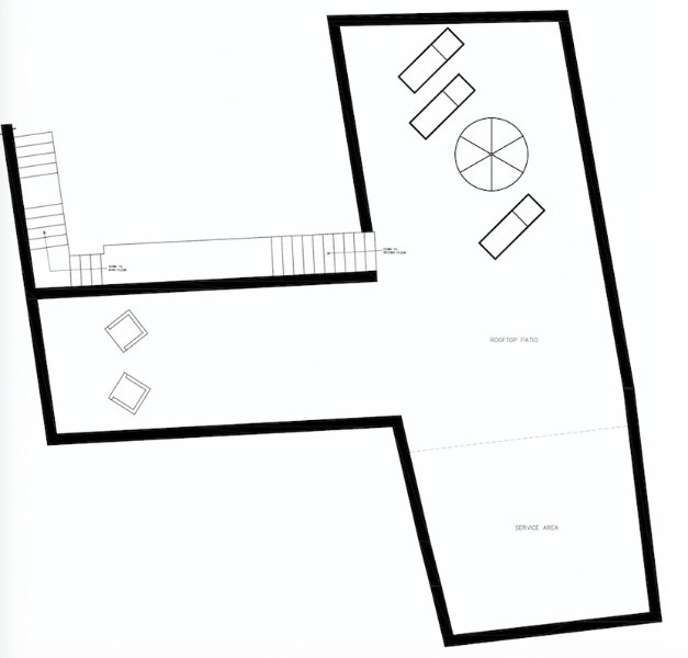 Floor Plan - Roof