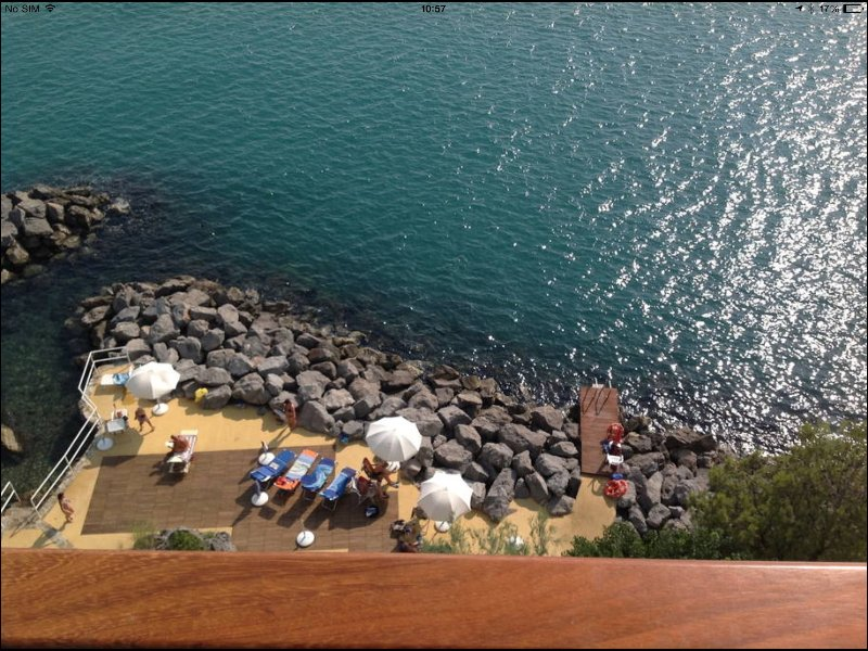 Sea front, Spettacular view, Trieste, vakantiewoning in Stanjel