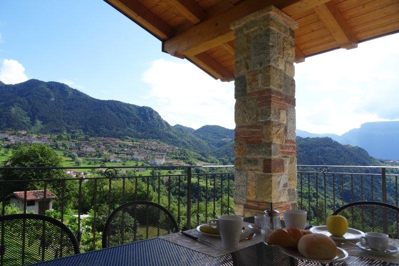 Appartamento 'Gusto' - Mos Country House, casa vacanza a Tremosine sul Garda