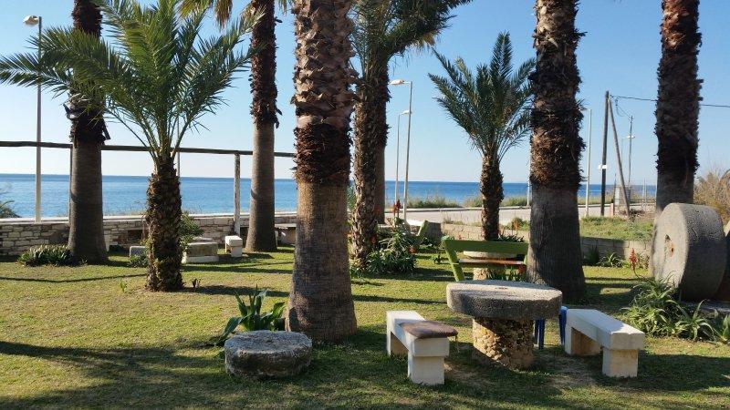 Kanali Beach House, casa vacanza a Lygia