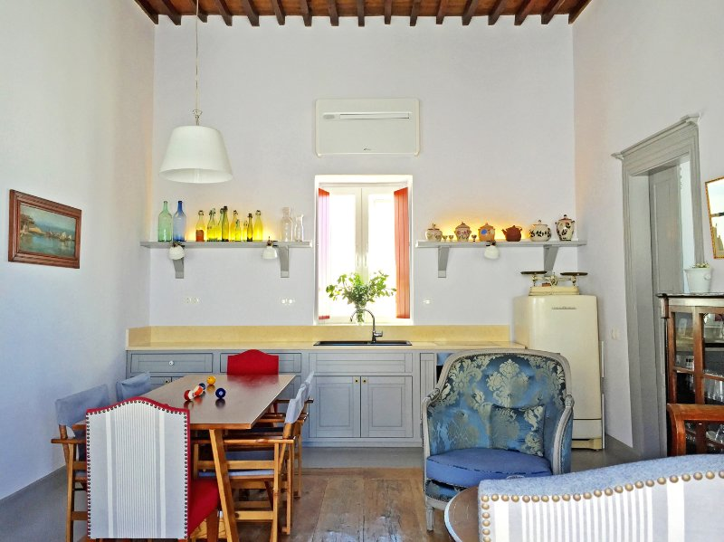 Casal Paleologos Villa Mykonos, casa vacanza a Agios Sostis