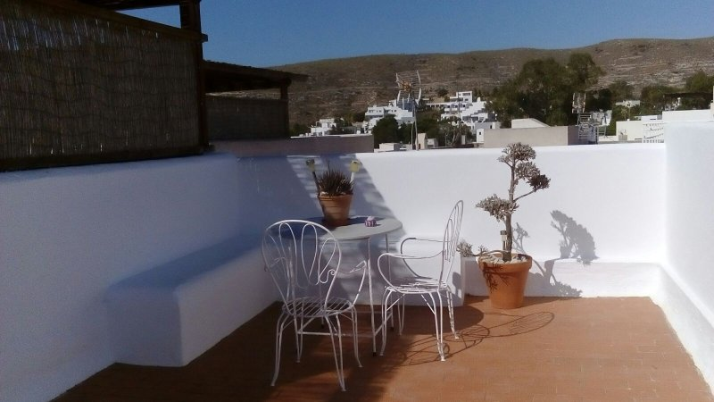 APARTAMENTO DUPLEX MARTINICA, vacation rental in Agua Amarga