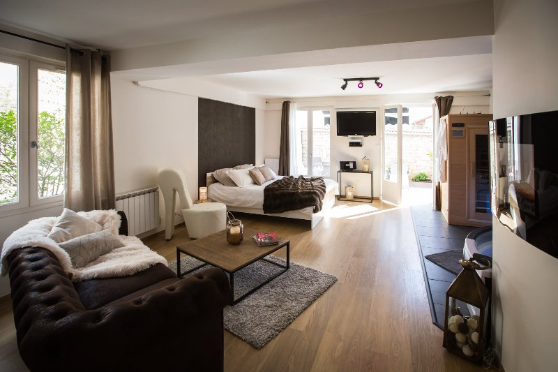 Suite And Spa Updated 2020 1 Bedroom Apartment In Dijon With Dvd