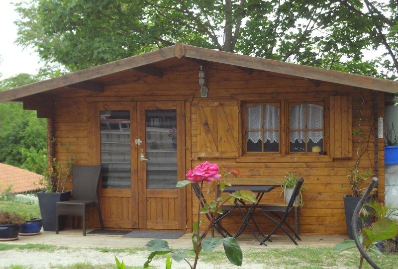 petit chalet, holiday rental in Villarzel-du-Razes