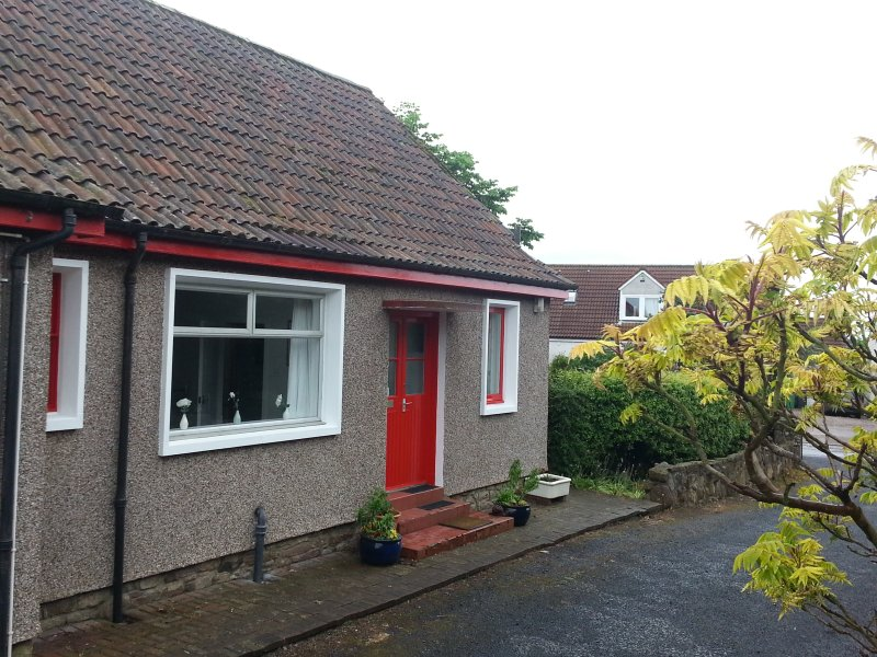 The Lodge, holiday rental in Anstruther