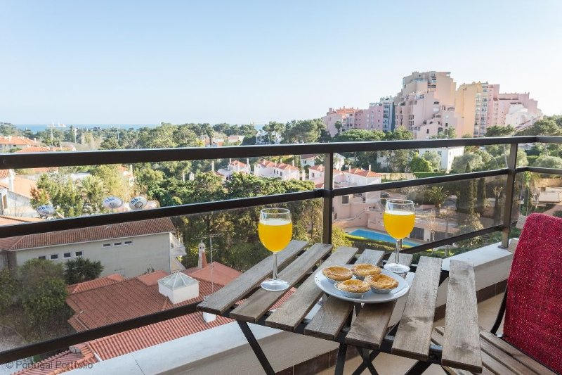 Cascais Panoramic Apartment, holiday rental in Lisbon District