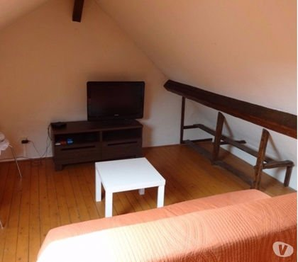 Studio calme proche des transports en commun, holiday rental in Koekelberg