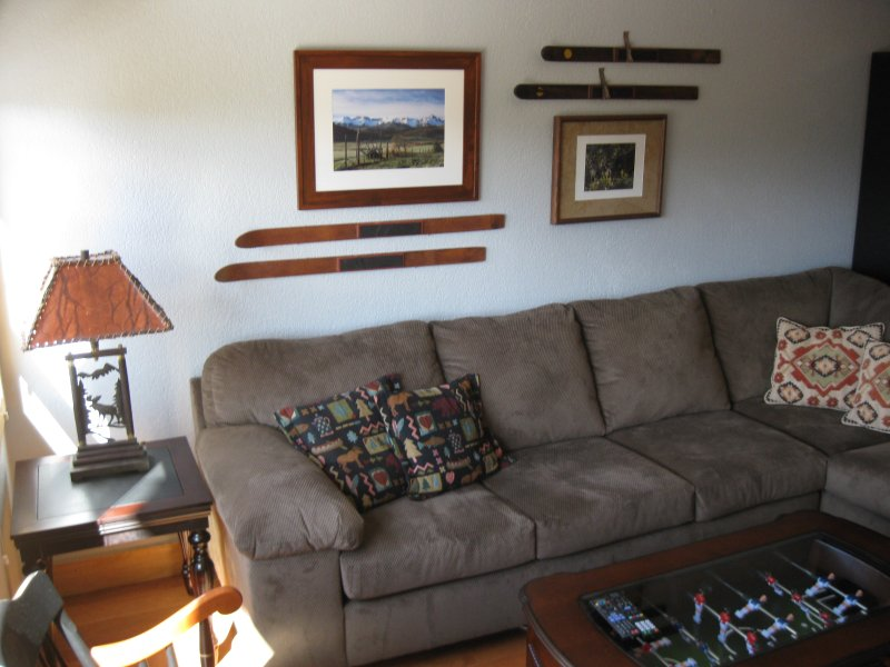 La Riva Del Lago Wonder the year round 3 Bedrooms, vacation rental in Dillon