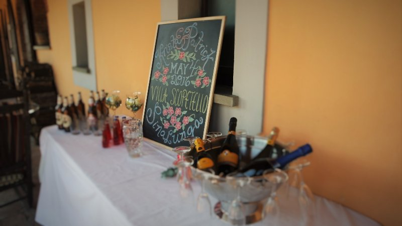 Weddings at Villa Scopetello